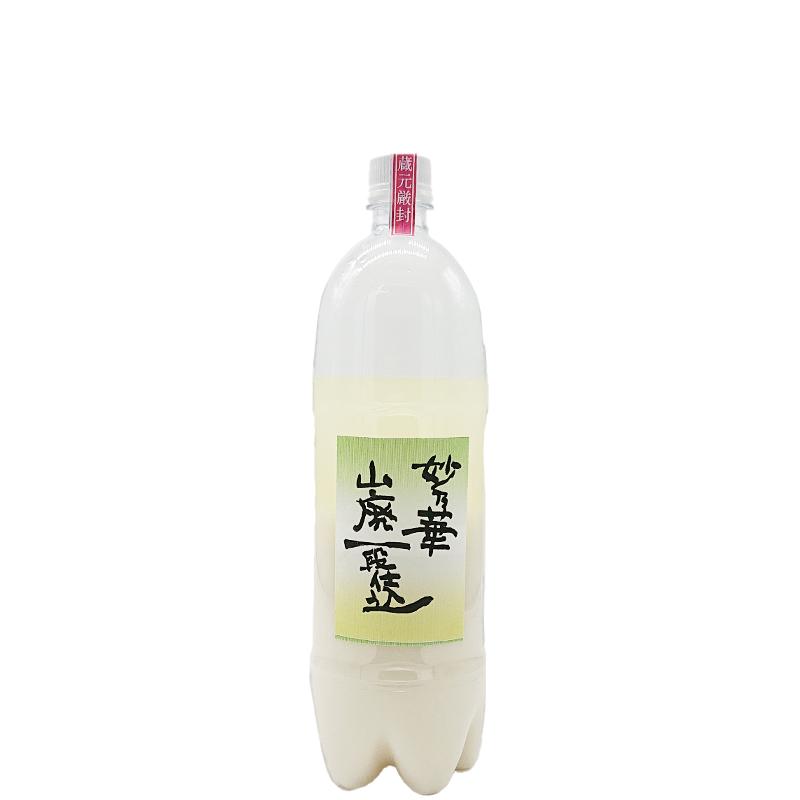 妙の華 山廃特別純米酒 一段仕込み無濾過生※1200ml規格商品となります