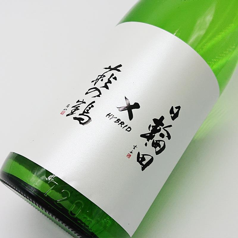 萩の鶴×日輪田 HYBRID(720ml)
