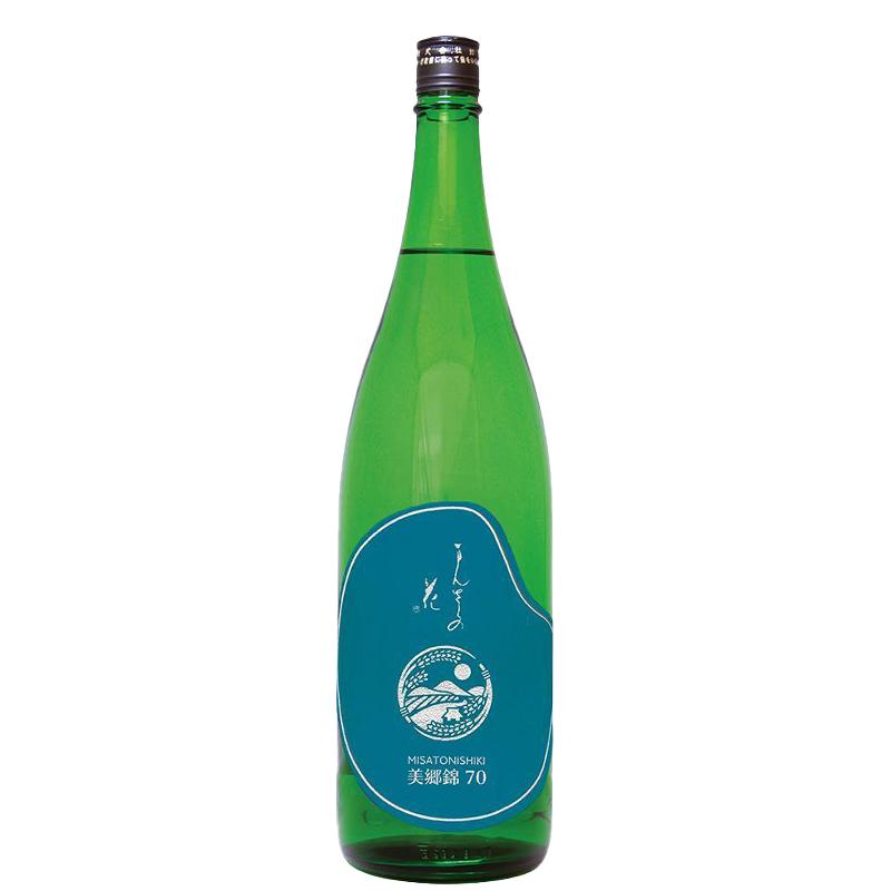 【数量限定品】まんさくの花 巡米シリーズ 美郷錦70(1800ml)