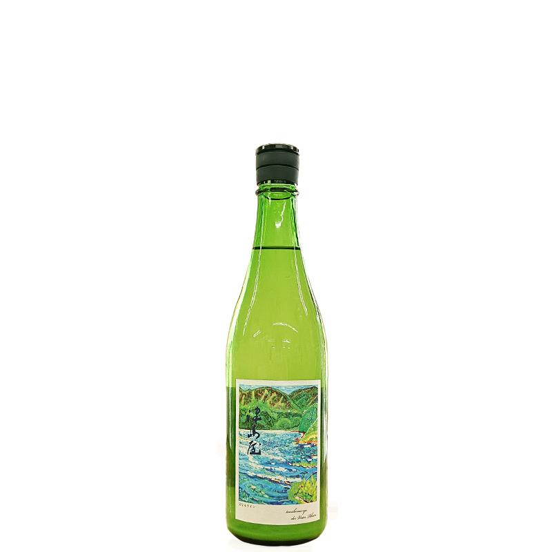 【数量限定品】津島屋外伝 純米酒 生酒 der Vater Rhein Perlwein 父なるライン 2021(720ml)