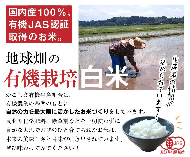 有機もち米 1kg