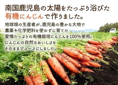 りんご人参ジュース 1000ml