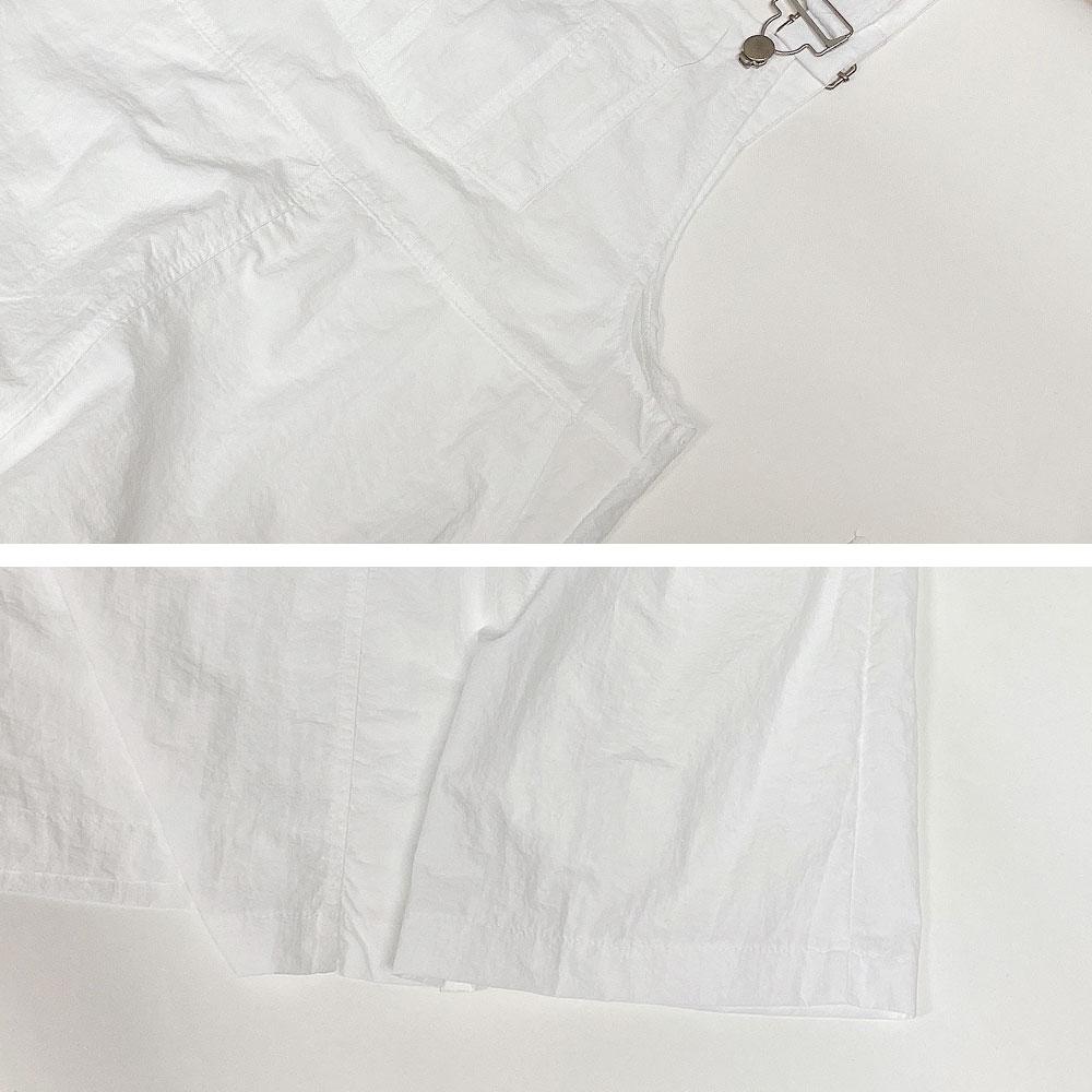 ポケットオールインワンワンピース全2色