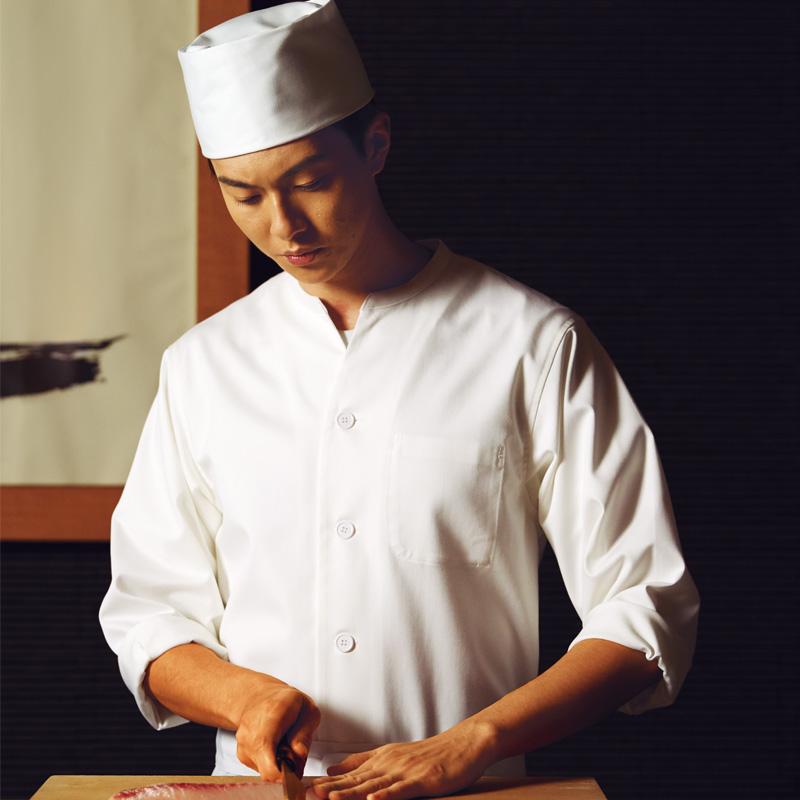 HM305 調理シャツ
