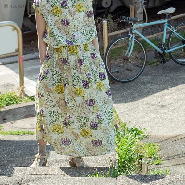 スカート サマーポーダ