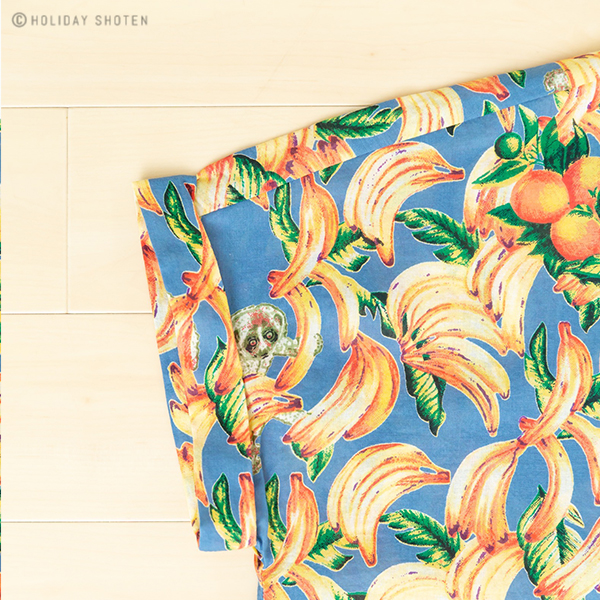 プルオーバー バナナ