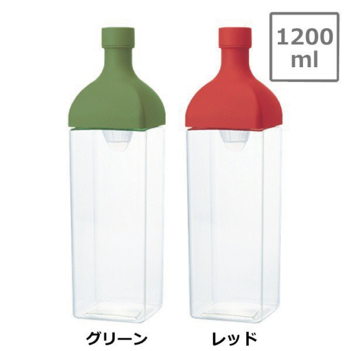 Filter-in-Bottle Ka-Ku Bottle (フィルターインボトル カークボトル) 1200ml