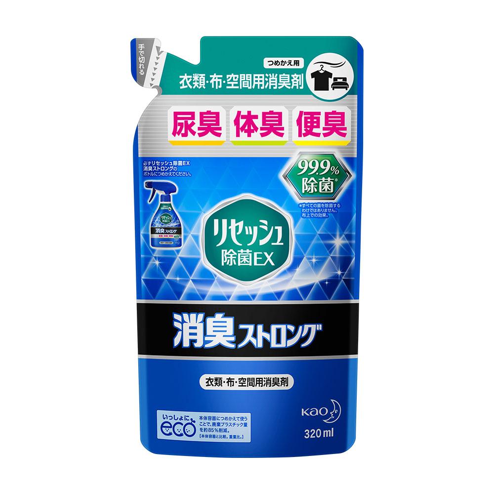 リセッシュ 除菌EX 消臭ストロング [つめかえ用]