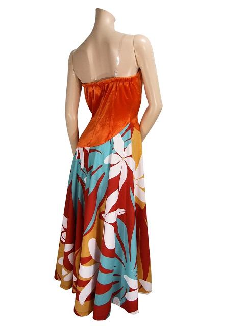 オーダーハワイアンドレス品番KAD105