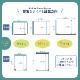 衝立 パーティション 日本製 透明 樹脂板 仕切り 板 ウイルス 対策 予防 感染 飛沫 防止 ガード パネル S サイズ 42 × 33 cm レギュラー スタンド 木製 脚