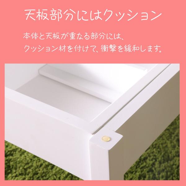 コスメテーブル ホワイト ドレッサー コスメ収納 メイク台 ドレッサーテーブル 天然木 おしゃれ