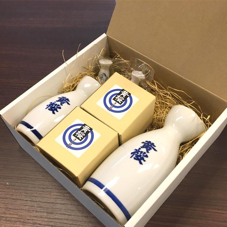 黄桜 陶器セット 【伏水蔵】