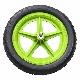 【店舗販売のみ】ウルトラライト カラーホイールタイヤ _ Ultra Light Wheel with Tire