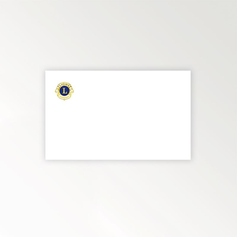 名刺用紙 「金紺箔押しマーク」