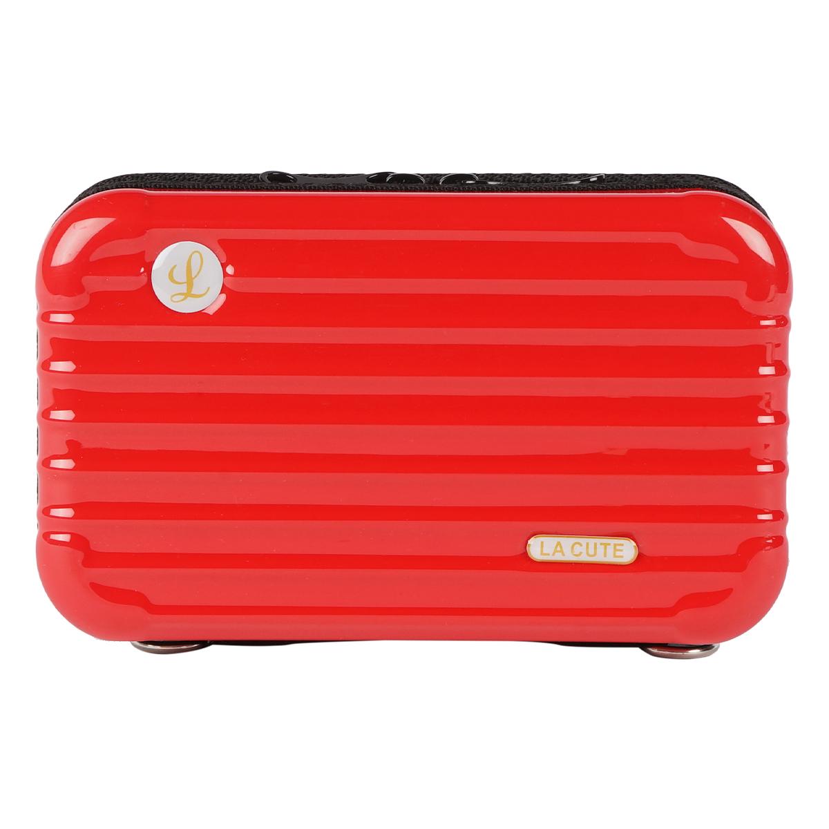 3WAYミニトランクポーチ (RED) LA19010001