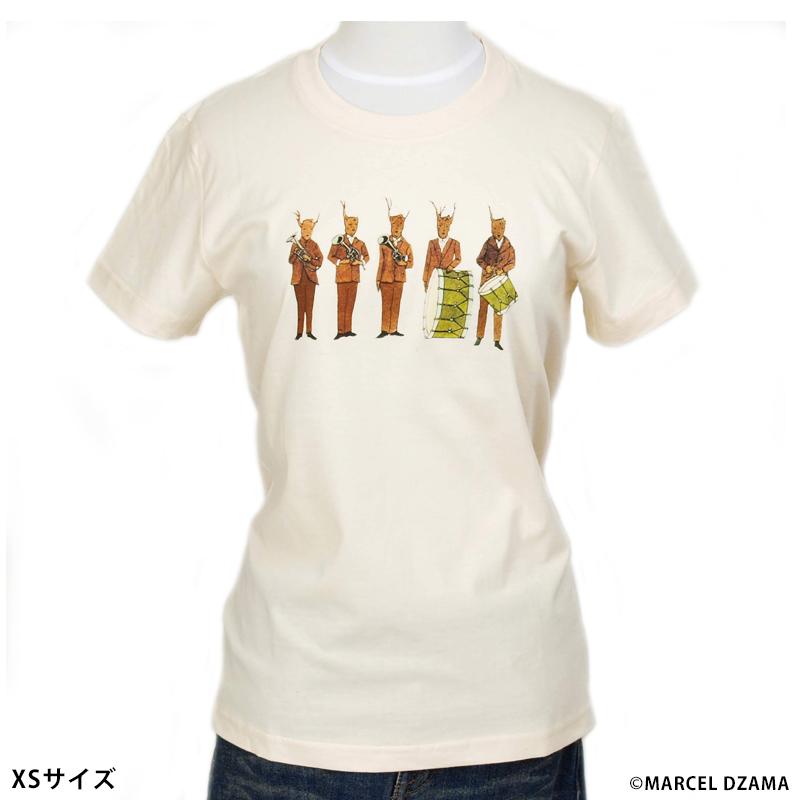 マルセル・ザマ Tシャツ [TREE BAND]