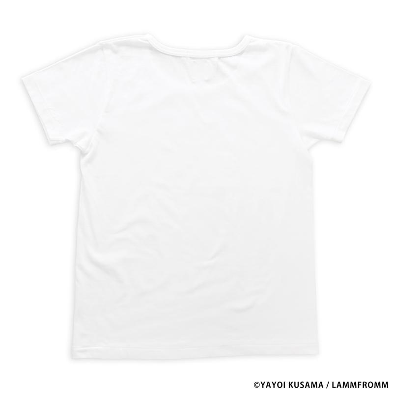 草間彌生 Tシャツ [ハーイ、コンニチワ! Ver.1]