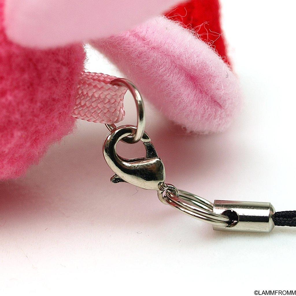 【レオ・レオニ】 いろいろフレデリックカラーズ マスコット ピンク