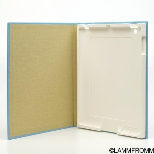"Out of Print iPadカバー [ハーマン・メルヴィル ""白鯨""]"