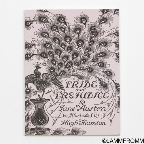 【Out of Print】ジェーン・オースティン「高慢と偏見」 ノート M