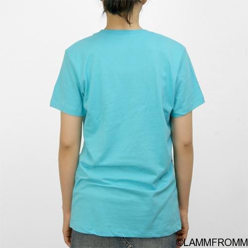 """Out of Print 女性用 Tシャツ [ F・S・フィッツジェラルド """"華麗なるギャツビー"""" (ミント) ]"""