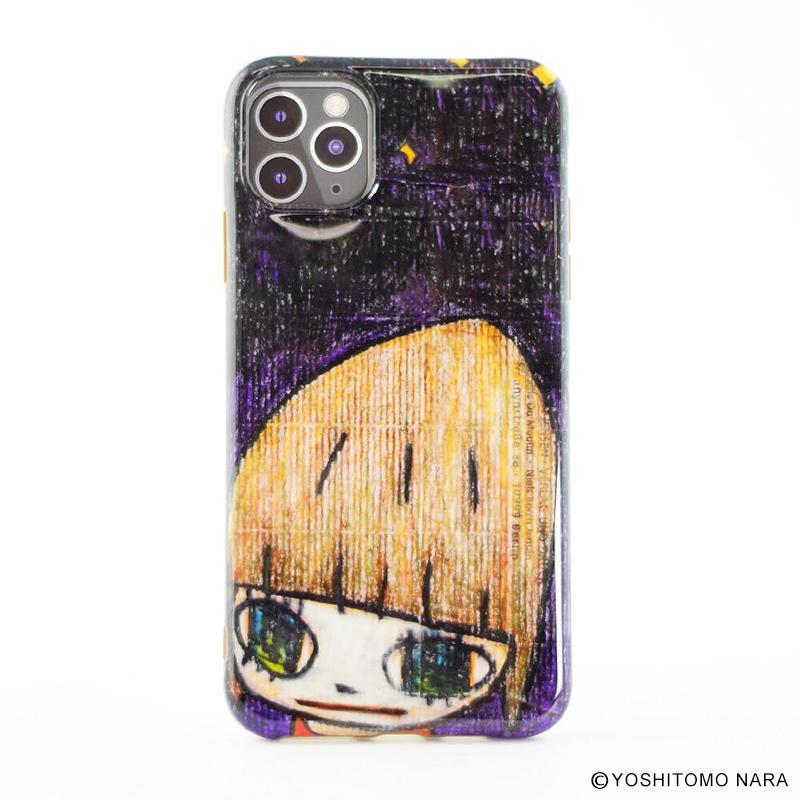 奈良美智 iPhone 11 Pro Max ケース [ untitled 2008 ]