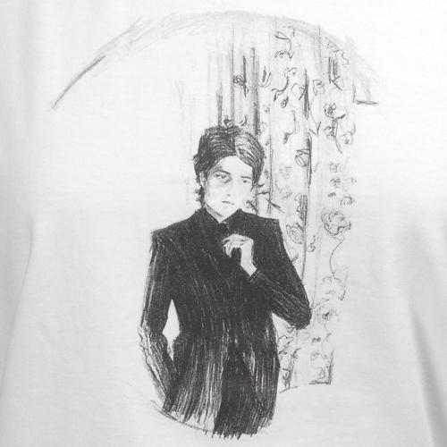 エリザベス・ペイトン Tシャツ [LEONARD COHEN]
