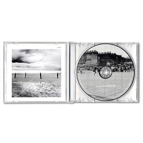 杉本博司 アートワーク CD [NO LINE ON THE HORIZON/U2]