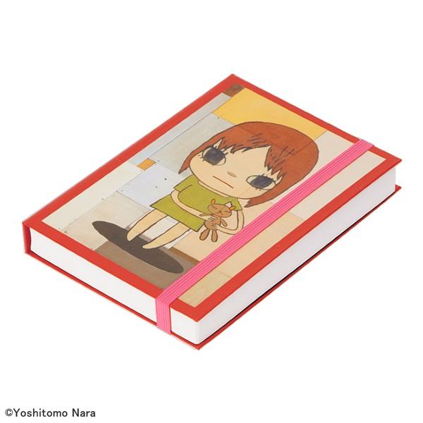 奈良美智 手帳・スケジュール帳・ダイアリー(1日1ページ 2021年1月始まり A6正寸)