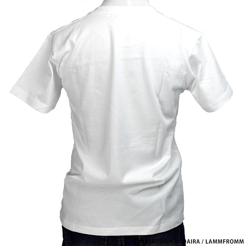古平正義 Tシャツ [KURT(ホワイトxブラック)]