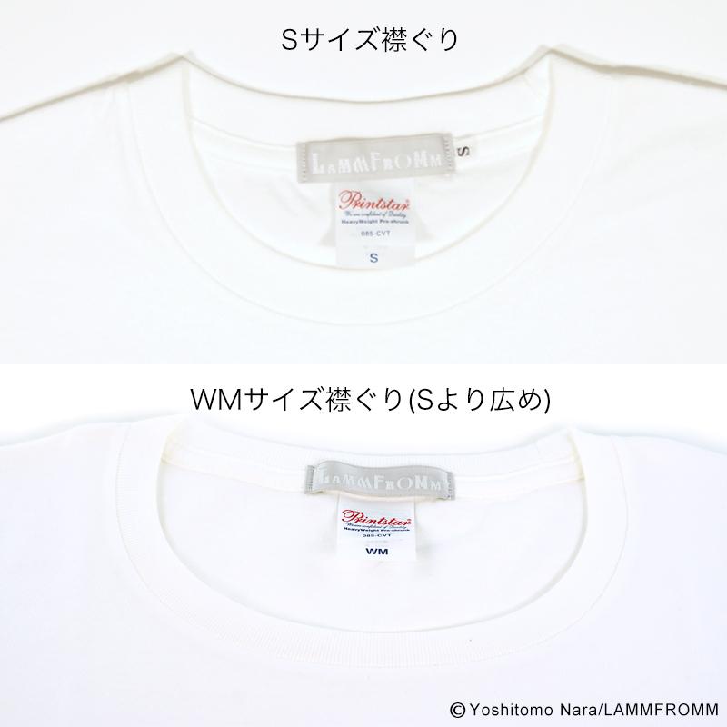 奈良美智 Tシャツ [孔雀大使(ホワイト)]
