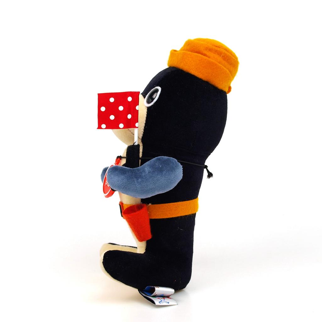 【モダンペッツ】ビリードルフィン ぬいぐるみ ブラック