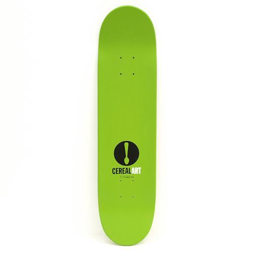 DALEK スケートボードデッキ(グリーン)