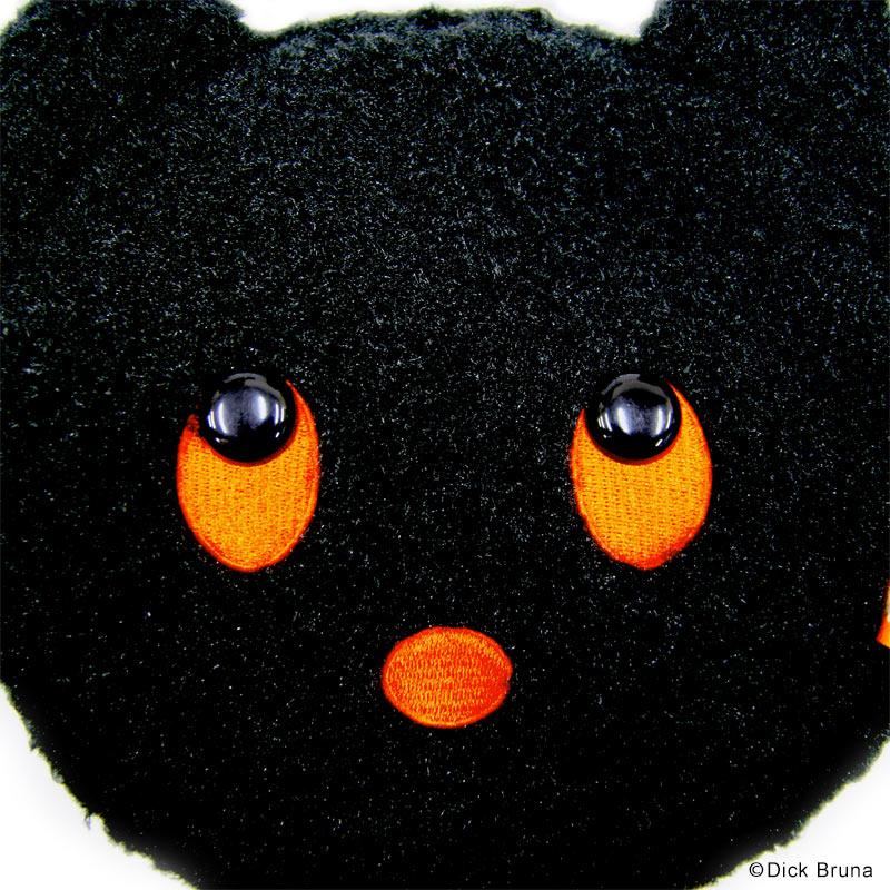 【ブラック・ベア】フェイスポーチ