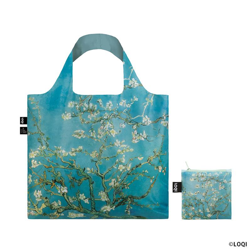 フィンセント・ファン・ゴッホ トートバッグ [花咲くアーモンドの木の枝]