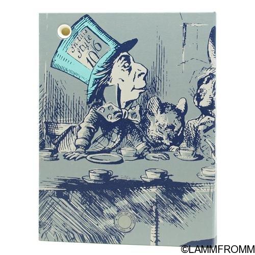 """Out of Print iPadカバー [ルイス・キャロル """"不思議の国のアリス""""]"""