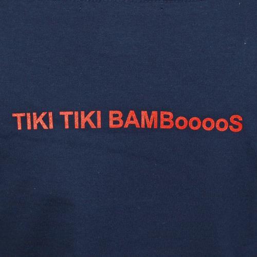 奈良美智 Tシャツ [TIKI TIKI BAMBooooS(ネイビー)]