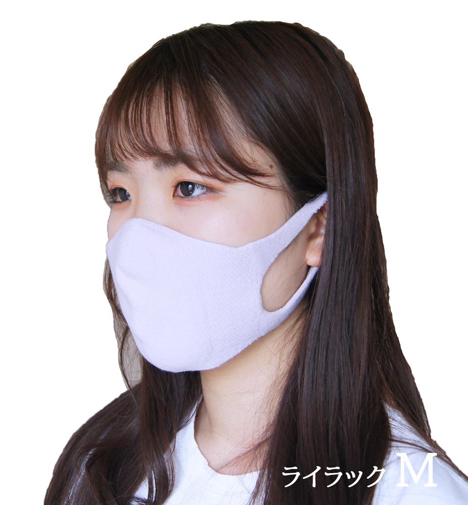 520039:薄地 やさしくつつみマスク 抗菌防臭加工 S・M・L 日本製