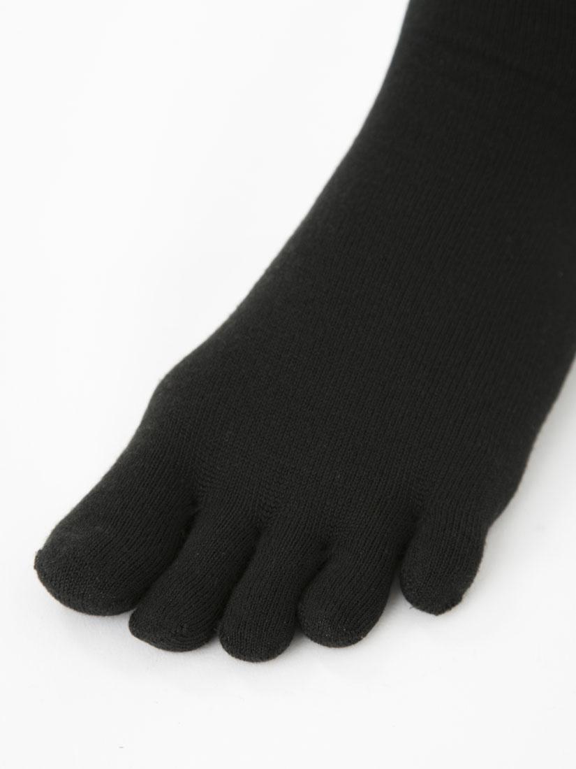 【6210】絹100%5本指ソックス シルクS,M,Lサイズ