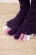 7330::指先マルチ5本指ソックス(5本指靴下) S(22-24cm)