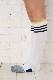 9480:3次元スポーツ5本指ハイソックス(スベリ止め付)SML