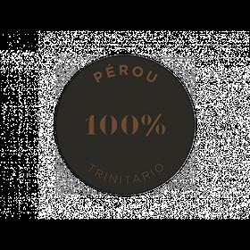オリジン ノワール 100% ペルー - トリニタリオ
