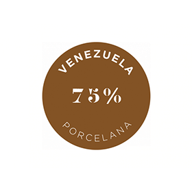 クリュ デクセプション 75% ベネズエラ - ポルセラナ