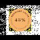 マンディアン オ・レ 45% ヘーゼルナッツ・キャラメリゼ