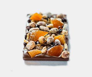 マンディアン オ・レ 45% アーモンド/イチジク/オレンジコンフィ