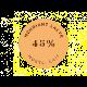 マンディアン オ・レ 45% ミューズリー