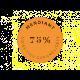 マンディアン ノワール 75% ヘーゼルナッツ・キャラメリゼ