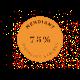 マンディアン ノワール 75% ピスタチオ・サブレ