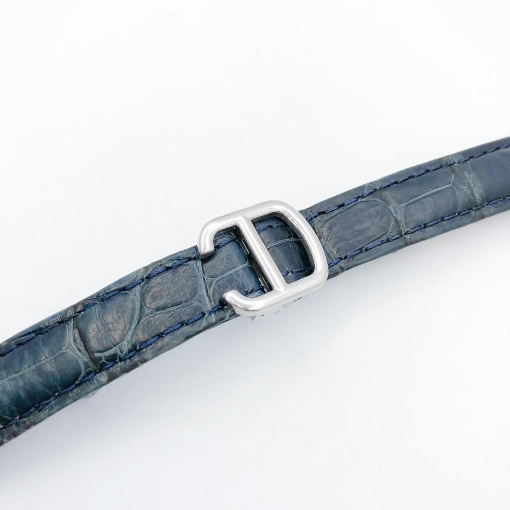 CARTIER / タンク アメリカン SM シルバー ダイヤ