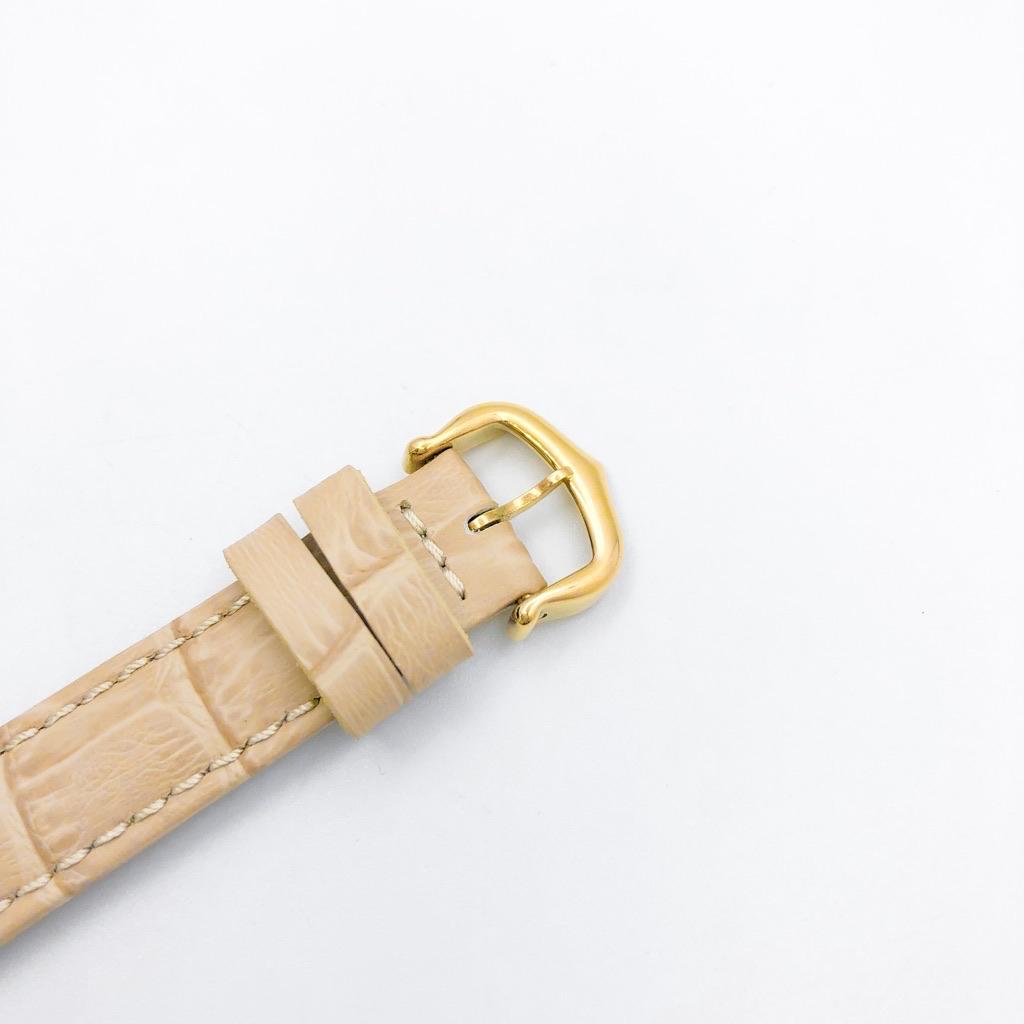 CARTIER / タンク ビッグローマン文字盤 SM ゴールド